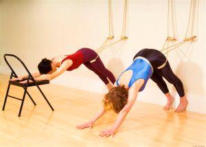 Йога для позвоночника: упражнения на вытяжение позвоночника