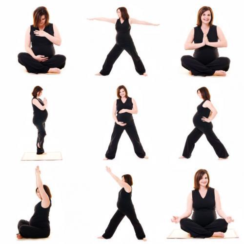 Йога для беременных. Безопасные асаны